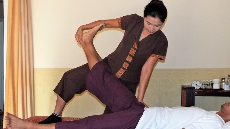 Chantanas Traditionelle Thai- Massage Magdeburg - Massage